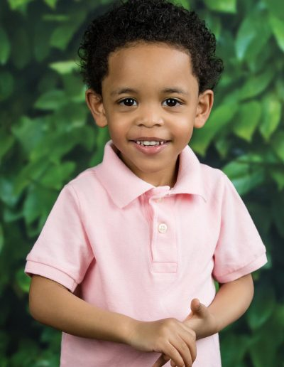 Leaves Background Pre School Picture Day